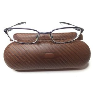 Oakley Box Spring 2.0 Steel Blue Eyeglass Frames